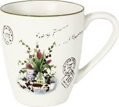<b>Кружка</b> Anna Lafarg <b>LF Ceramics Букет</b>, AL-135F6283-B-<b>LF</b> ...