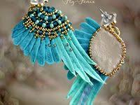 504 Best Серьги images in 2020 | Beaded earrings, Beaded jewelry ...