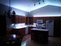 led track lighting kits home depot kitchen lights led blue track lighting