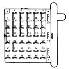 1997 ford e150 fuse box diagram 1997 image wiring ford e series e 150 e150 e 150 1997 fuse box diagram auto genius on 1997