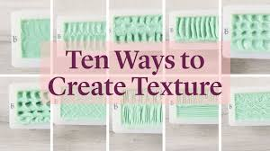 10 Easy Ways to Texture Cold Process Soap - YouTube
