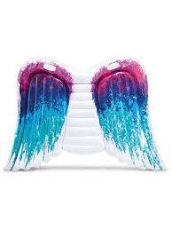 Матрас <b>надувной</b> Angel Wings с держателями; <b>Intex</b> 7169216 в ...