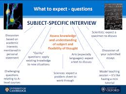 interviews the facts trinity college cambridge an error occurred