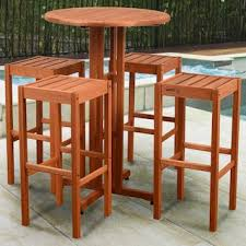 <b>5</b>-<b>Piece Set</b> Patio <b>Bars</b> and <b>Bar Sets</b> | Nebraska Furniture Mart