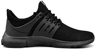 QANSI <b>Mens Running</b> Shoes <b>Mesh Fashion</b> Sneakers Breathable ...