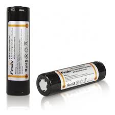 <b>Аккумулятор Fenix 18650</b> PCB <b>2600</b> mAh c защитой ARB-L2 ...