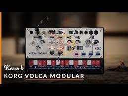 <b>Korg volca modular</b>, Корг волька модулэр: Настольный звуковой ...
