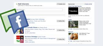 here s how to create a list of interests on facebook