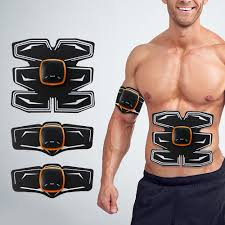 <b>Abdominal</b> Training Pad <b>Rechargeable Abdomen Muscle Toner</b> ...