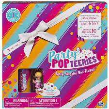 Купить <b>игровой набор Party Popteenies</b> Коробка с сюрпризом ...