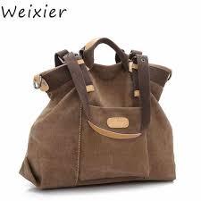 <b>WEIXIER 2019</b> Fashion Ladies Handbag <b>New</b> Large Capacity ...