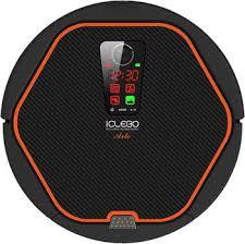 <b>Робот</b>-<b>пылесос iclebo Arte Carbon</b> купить в интернет-магазине ...