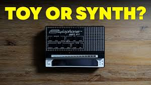 Stylophone GEN-<b>X1 portable</b> analog synth demo and review ...