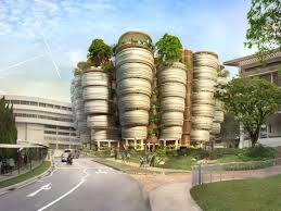 heatherwick studio singapore university big heatherwick futuristic google hq