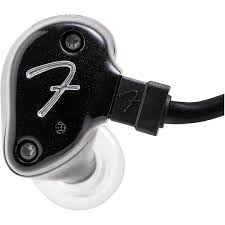 <b>Fender NINE</b>-<b>1</b> In-Ear Monitors Black Metallic | Guitar Center