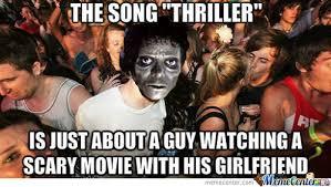 RMX] Sudden Realization Ralph - Thriller by hysteriahpc - Meme Center via Relatably.com