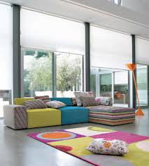 rugs living room nice: living room exciting colorful living room rug featuring grey ceramic tile floor and cute assorted patterned sectional sleeper sofa combinated nice throw