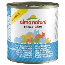 Корм для кошек <b>Almo Nature Classic</b> c атлантическим тунцом ...
