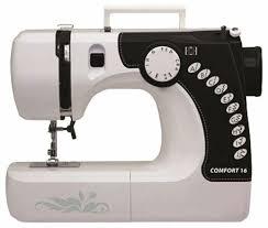 <b>Швейная машина Comfort 16</b> — купить в Москве по выгодной ...