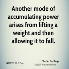 Charles Babbage Quotes | QuoteHD