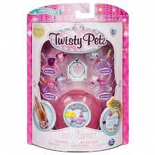 <b>Набор</b> для плетения 4 браслетов Spin Master <b>Twisty Petz</b>, в ...