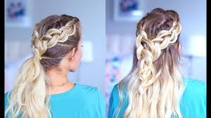"""2-in-1 """"<b>Day</b> to <b>Night</b>"""" Dutch Braids 