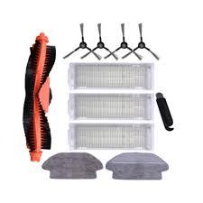 Main Brush Hepa Filter Side Brush Mop Cloth for xiaomi STYJ02YM ...
