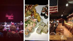 Creative date ideas and fun things to do in Greenville  SC   We     Theater     Sushi restaurant     Brewery