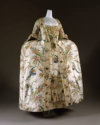 eighteenth century european dress essay heilbrunn timeline of robe agrave la franccedilaise