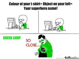 Green Lamp...so Close by ultimatetroll - Meme Center via Relatably.com
