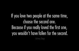 Quotes About Love Triangle. QuotesGram via Relatably.com