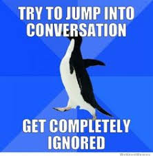 the Socially awkward penguin on Pinterest | Penguins, Penguin Meme ... via Relatably.com