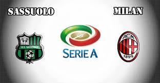 Image result for Sassuolo vs Milan logo