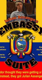 <b>Julian Assange's</b> Embassy Suite (TV Series 2018) - IMDb