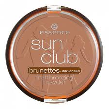 Buy <b>Sun Club</b> Large Bronzing <b>Powder</b> 15 g by <b>Essence</b> Online ...