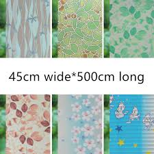 45cmX500cm Transparent opaque self adhesive matte <b>stickers</b> ...