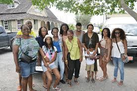 westmoreland family reunites in news gleaner