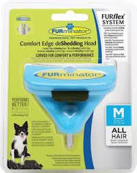 <b>Furminator Furflex Насадка</b> против линьки для собак средних ...