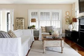 simply shabby chic family room shabby chic style decorating ideas with coffee table my houzz chic family room decorating