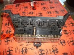 original alfa romeo alfetta sedan alfetta gt fuse box original alfa romeo alfetta sedan alfetta gt fuse box 116106503000 new