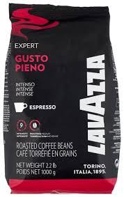 <b>Кофе в зернах Lavazza</b> Gusto Pieno — купить по выгодной цене ...