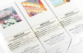 <b>Maison Martin Margiela's Replica</b> Collection | Dieline
