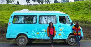 Slow-Travelling in Sikkim in a <b>Caravan</b>? 2 <b>Girls</b> Make a Career Out ...