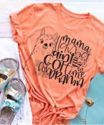<b>Mama Llama Ain't Got</b> Time for Drama – Inclined Designs