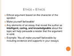 deductive argument essay  inductive essay deductive argument  the power of persuasion logos pathos and ethos  ethos