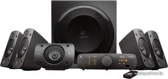 <b>Logitech Surround Sound</b> Speakers Z906 акустику купить в Минске