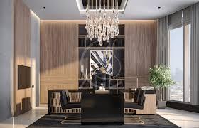 Modern <b>Luxury</b> CEO <b>Office</b> Interior Design | Comelite Architecture ...