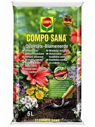 27% <b>COMPO SANA Compo sana универсальный почвогрунт</b> 5 л, 1/1