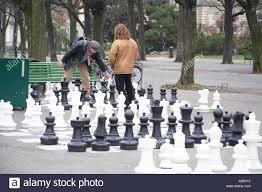 <b>Geneva</b> Switzerland giant chess game park Parc des Bastions ...