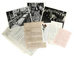 A Rudolph Valentino archive of letters and photographs ... - Bonhams